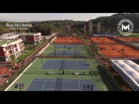 Beachcomber French Riviera The home of Mouratoglou Tennis Academy