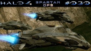 HALO 4: SPARTAN OPS | #030 - Infiltrieren: Vermisst | Let's Play Halo The Master Chief Collection