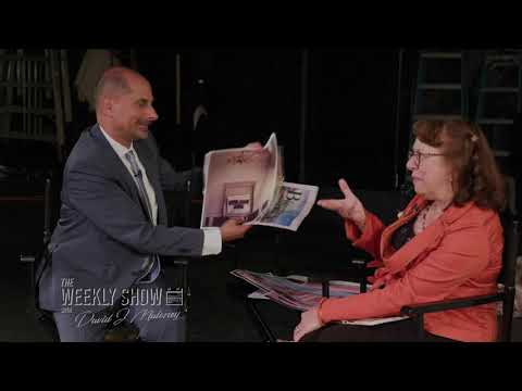 Part 1: David Chats With Biloxi History Librarian Jane Shambra About The Saenger Theater