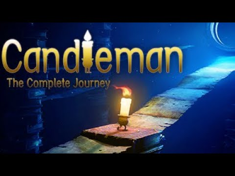 Candleman! The Complete Journey. Part 1 |