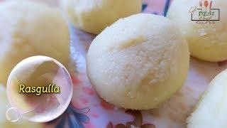 How to make Rasgulla || Homemade Rasgulla Recipe