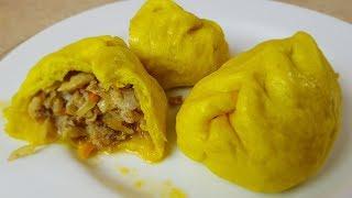 Вкуснейшие ПИГОДИ,😋 цыганка готовит. Корейские пирожки на пару.Gipsy cuisine.