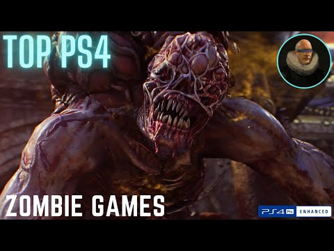 Top 10 PS4 Zombie Games