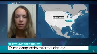 Interview with Sarah Kendizor on the Trump presidency