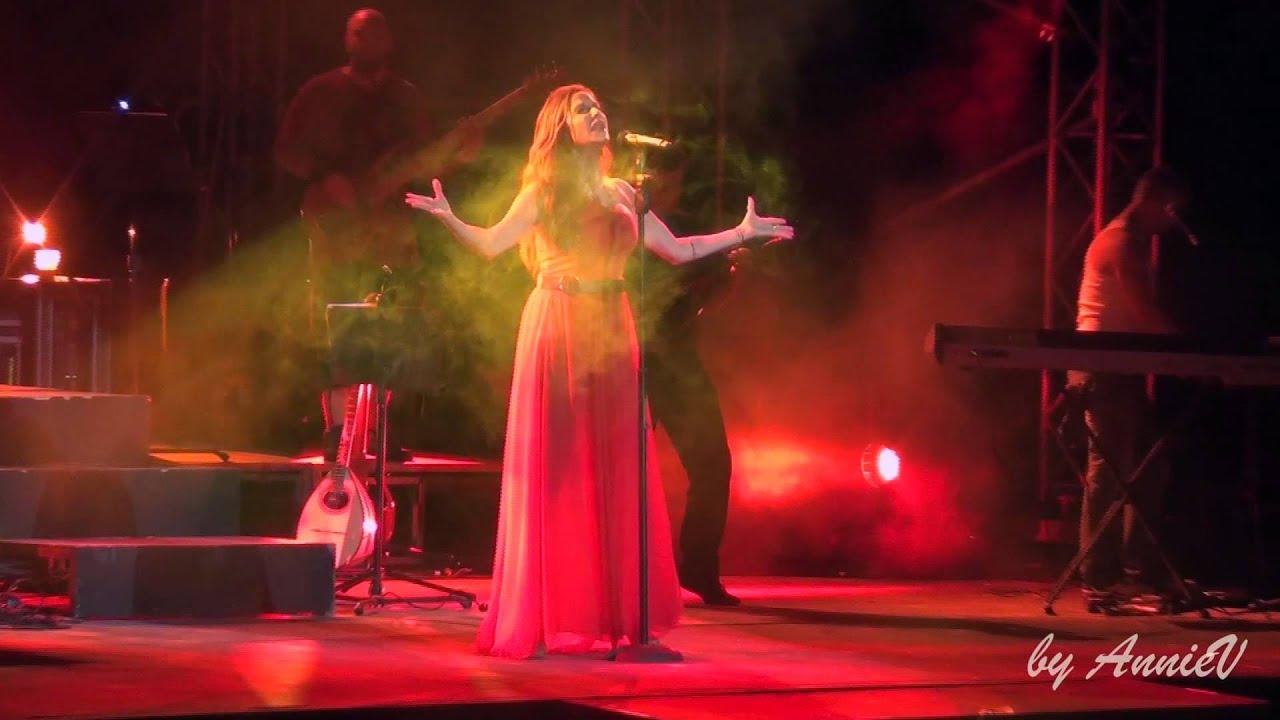 Anna Vissi | Greek nights | My love song, Long hair styles ...