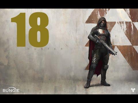 Destiny - Hunter Walkthrough Part 18: The Buried City