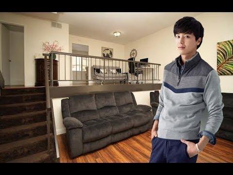 Yeon Woo jin's New House Net Worth Outside  Inside – 2018