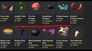 Roblox USERS can make their own HATS? *UGC* | ROBLOX