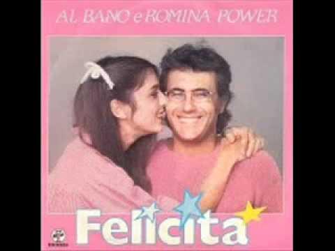 Al bano carrisi e romina power felicit youtube for Al bano felicita