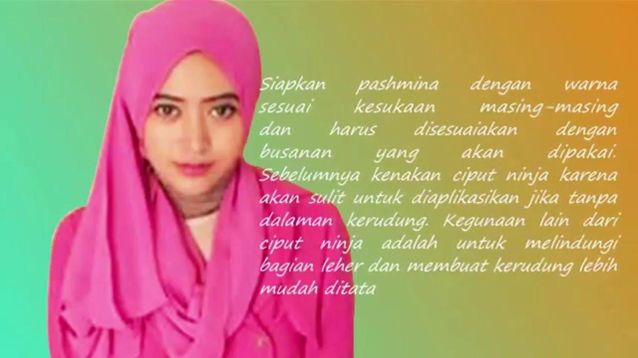 Tutorial Hijab Pashmina Simple Untuk Berbagai Kegiatan Anda YouTube