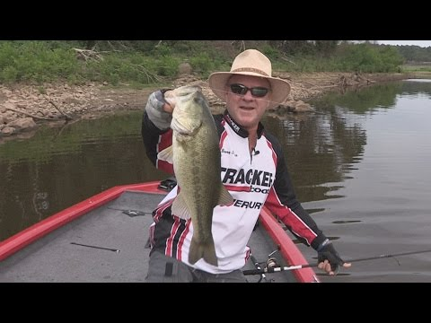 FOX Sports Outdoors SOUTHWEST #36 - 2015 Pine Creek Lake Oklahoma Bass Fishing