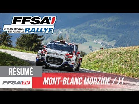 Rallye Mont-Blanc Morzine 2018 - Étape 1