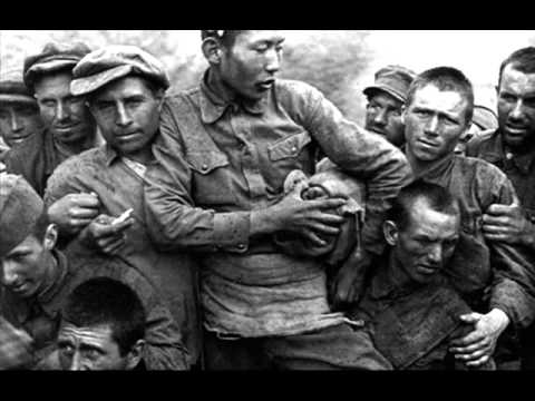 Soviet POWs WW2