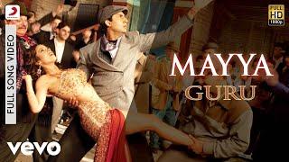 A.R. Rahman - Mayya Best Video|Guru|Mallika Sherawat|Abhishek Bachchan|Chinmayi