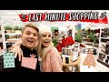 LAST MINUTE CHRISTMAS SHOPPING AT TARGET!