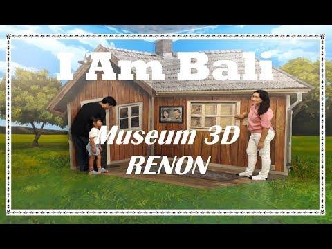 I AM BALI 3D Interactive Museum, Renon, Denpasar