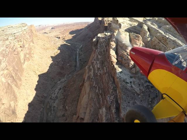 Utah Backcountry Flying - Hidden Splender
