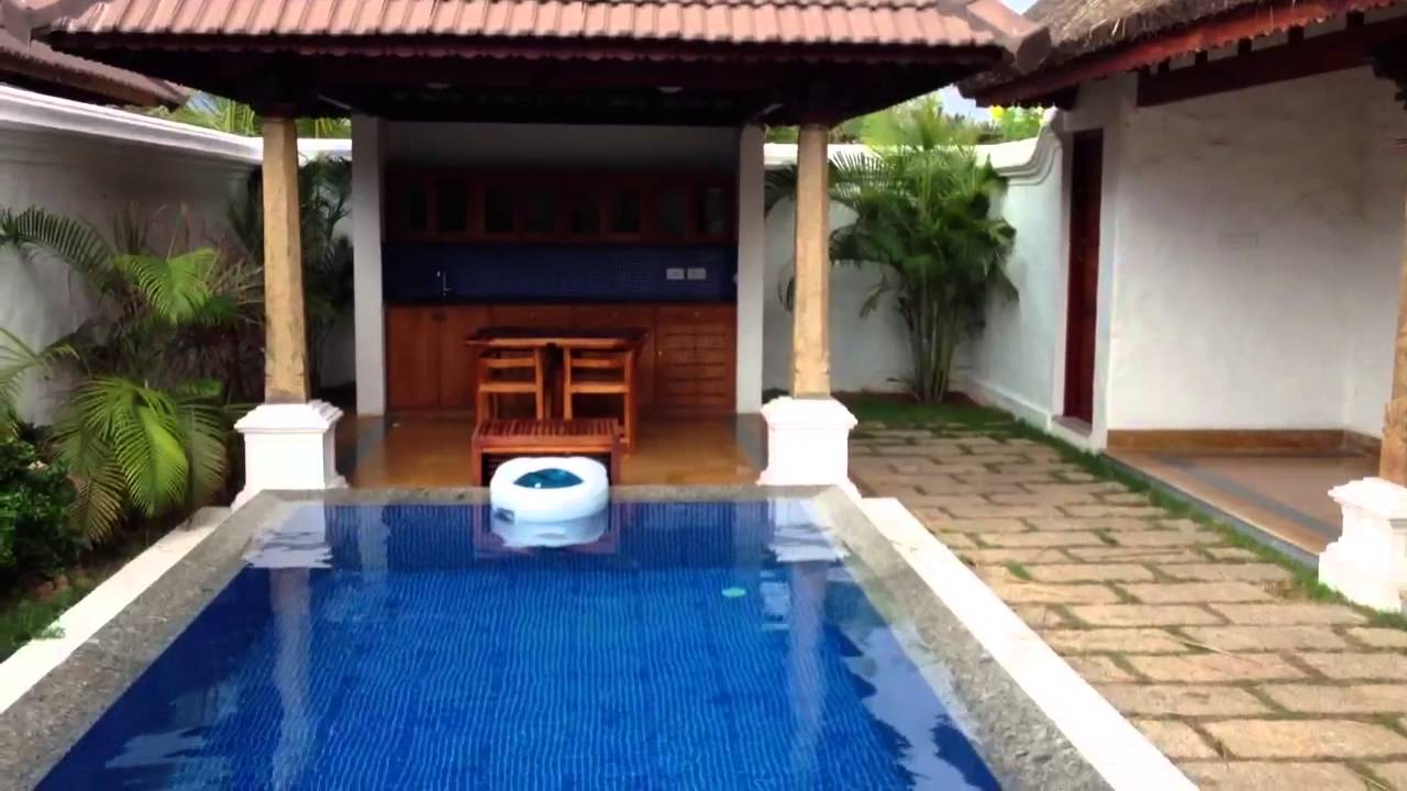 Le pondy youtube for Villas in pondicherry with swimming pool