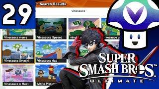 [Vinesauce] Vinny - Super Smash Bros. Ultimate: Joker & Stage Builder Update (part 29)