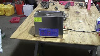 Vevor Ultrasonic Cleaner