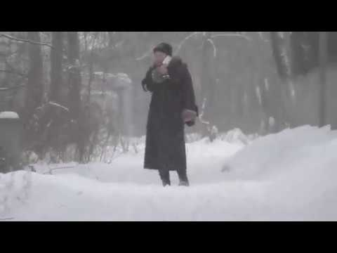 В Протвино идет снег