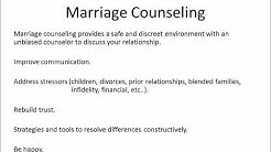 Marriage Counseling in Naples FL by Naples Marriage Counselor