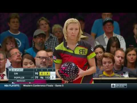 PWBA Bowling USBC Queens , May 26 2016