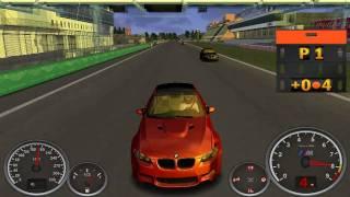 BMW M3 CHALLENGE Nurburgring Sprint track with M3 gameplay (HD)