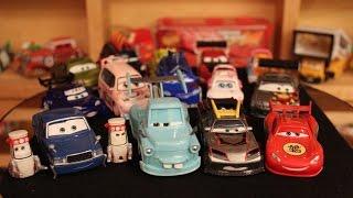Mattel Disney Cars All Tokyo Mater Die-casts