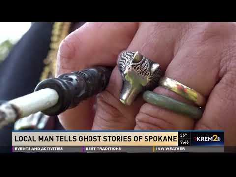 Angela - VIDEOS: Haunted Stories and Locations in Spokane!
