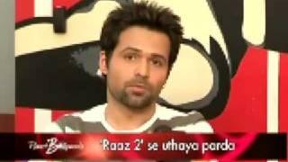 Emraan Hashmi reveals Raaz 2