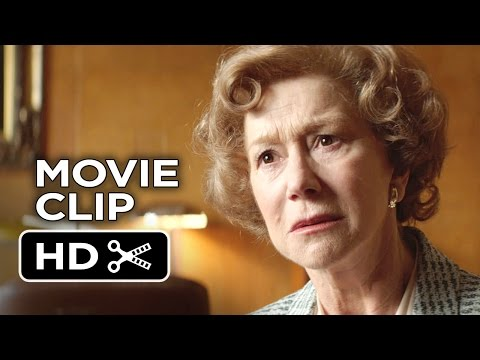 Woman in Gold Movie CLIP - Will (2015) - Helen Mirren, Ryan