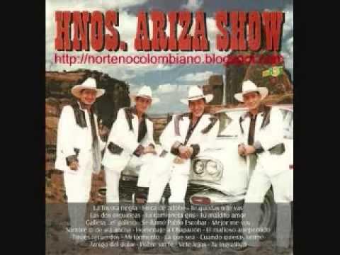 Los Hermanos Ariza Show   Finca De Adobe