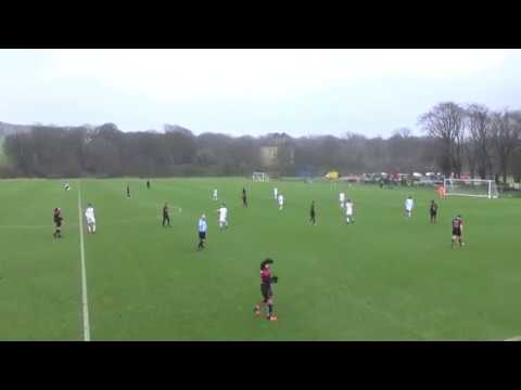 Burnley F.C. Academy vs. RIASA Showcase | January 2018