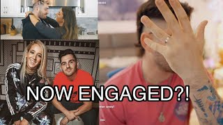 ‪Julien Solomita Announces On Twitch He Is Now Engaged To Jenna Marbles