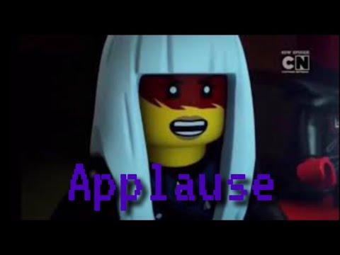Ninjago Harumi tribute 4: Applause (Lady Gaga)