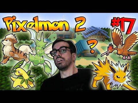 GROWLITE SCYTHER E MASTER BALL 3k mi piace minimo PIXELMON 2 ita multiplayer #17