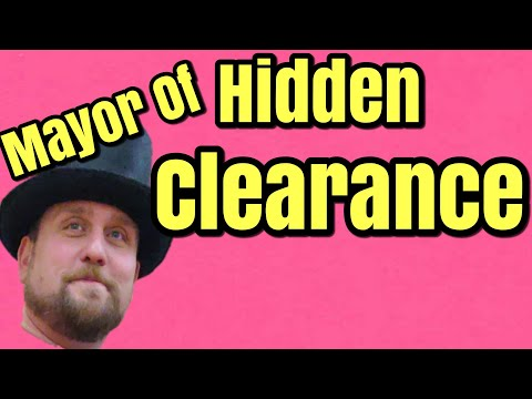 How To Find Hidden Clearance | How To Use Apps | HUGE HIDDEN DISCOUNTS
