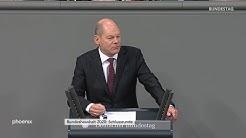Haushaltswoche im Bundestag (29.11.19)