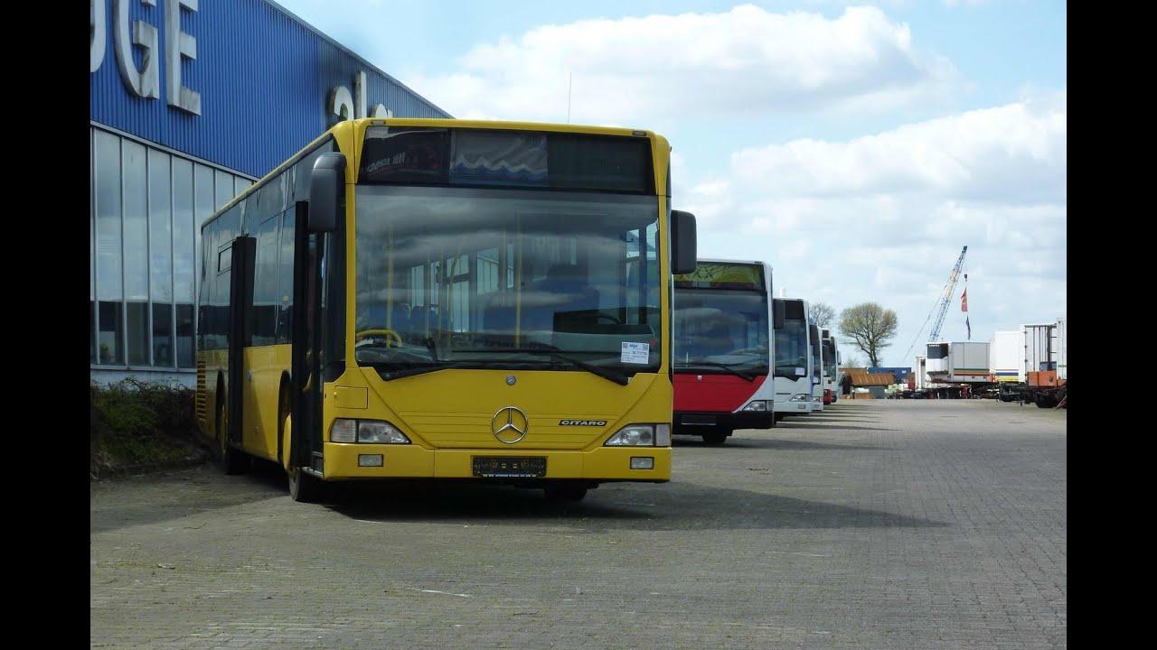 2006 mercedes benz o 530 citaro yellow for sale youtube for Mercedes benz watch for sale