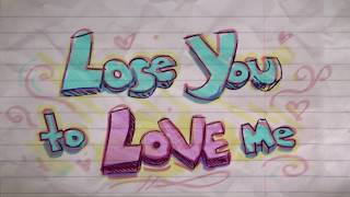 Selena Gomez - Lose You To Love Me (Official Lyrics)