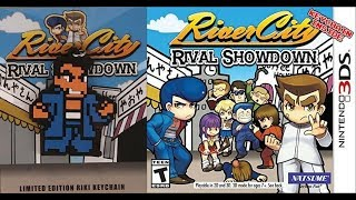 River City: Rival Showdown (Limited Riki Keychain Edition) Unboxing