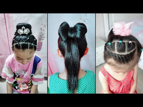 11 Easy Braid Hairstyles For Kids 🌺 Cute Hairstyles For Girls 🌺 Part 1