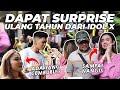LYODRA SAMPAI NANGIS DAPAT SURPRISE ULANG TAHUN DARI IDOL X | LYODRA VLOG