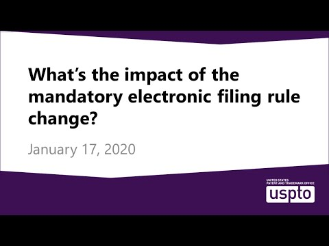 What's The Impact Of The Mandatory Electronic Filing Rule Change?