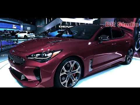 NEW KIA Stinger 365hp GT AWD 3 3L V6 Exterior And Interior