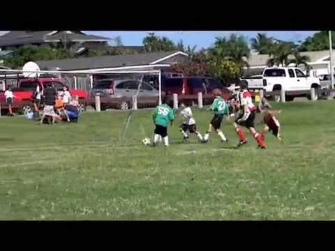 Eric - Maui United Soccer Club U9 Red
