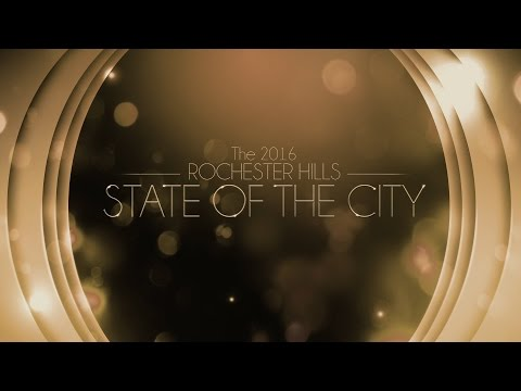 2016 State of the City Address