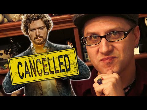 Iron Fist Cancelled & the Future of Marvel Netflix