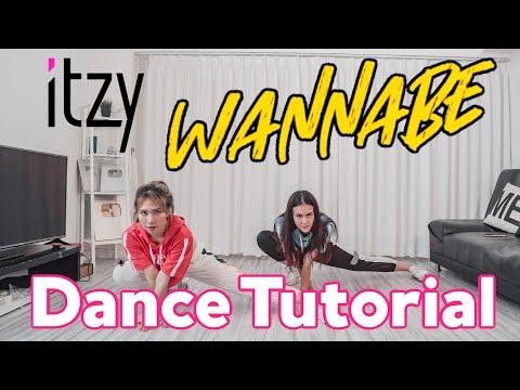 [MIRRORED] ITZY - Wannabe Dance Tutorial #BAHASA | Step by Step ID
